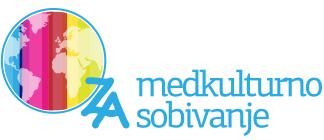 ZA medkulturno sobivanje Logo