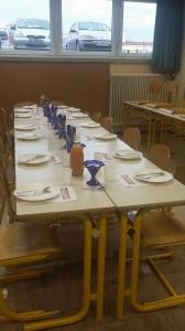 Druženje ob palačinkah s starši in otroki na OŠ Domžale